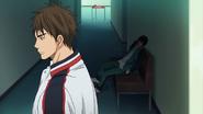 Hanamiya and Kiyoshi meet anime