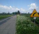 Czerwony szlak rowerowy (Klementowice)