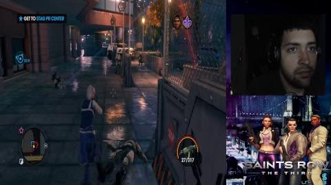 Kushowa Plays Resident Evil 4 (2) and Saints Row The Third (2)