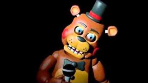 FNAAF Voice Toy Freddy