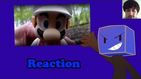 ComputerPlayer001 Reacts to Cute Mario Bros. - The Third Movie (Part 3) (Ft. Kushowa)