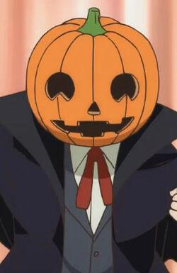 Pumpkin damashigami 74013