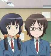 Imoto and Yumi