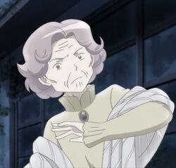 Eggplant grower anime