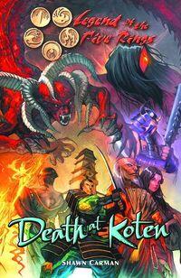 Death at Koten cover 2