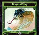 Shapeshifting/card