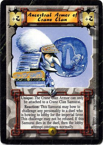 File:Ancestral Armor of Crane Clan-card.jpg