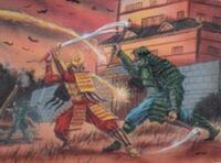 Siege of Shiro Shiba