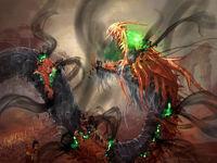 Birth of the Shadow Dragon