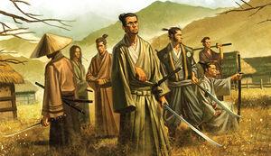Seven Waves Mercenaries