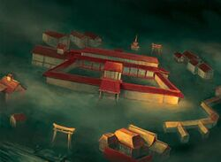 Four Temples
