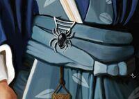 Spider Netsuke
