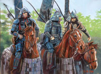 Heavy Mounted Infantry