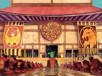 Lion-Phoenix Alliance