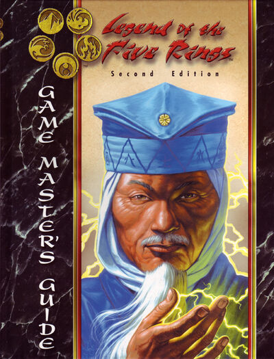 Game Master's Guide; 2nd Edition