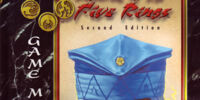 Legend of the Five Rings, Second Edition: Game Master's Guide