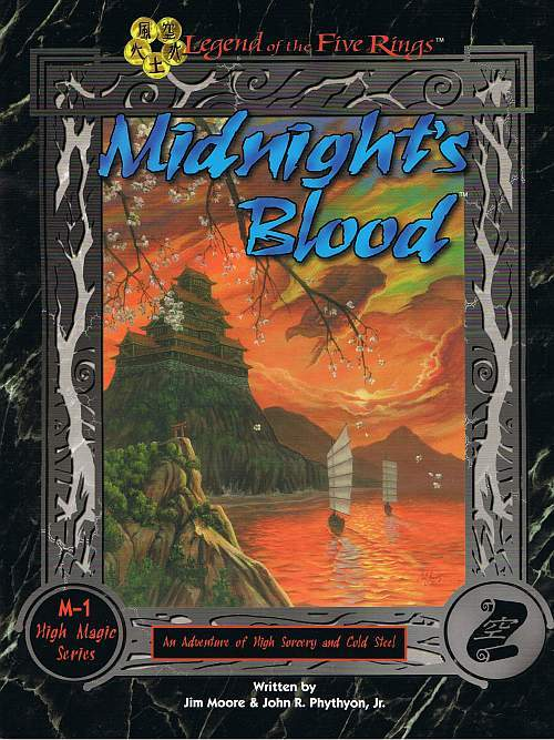 Midnight's Blood