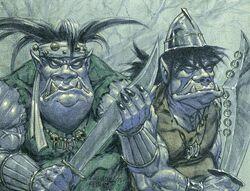 Marsh Trolls