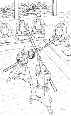 Monks of Daikoku