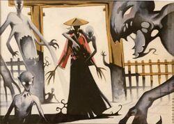 Ninja Shadow-Walker 2