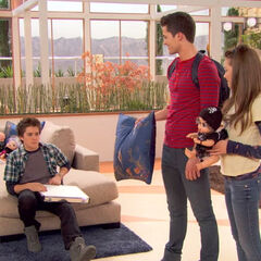 Adam, Bree and Chase