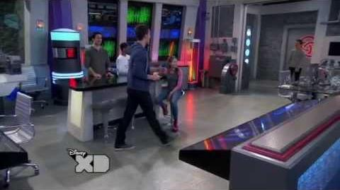 Lab Rats - Mission Space - Clip