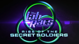 Rise of the secret soldiers poster