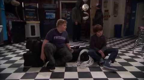 """Lab Rats Bionic Island - """"Left Behind"""" Clip - Bionic Heroes 'In Training'"""