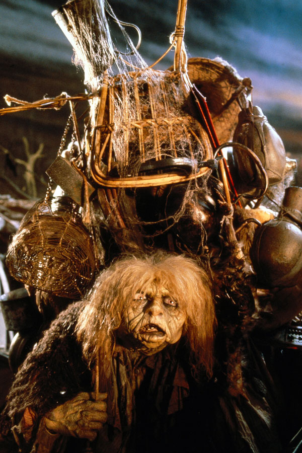 The Junk Lady | Labyrinth Wiki | FANDOM powered by Wikia Labyrinth 1986 Characters