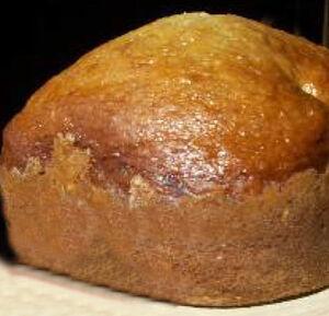 Banana Bread for Bread Machine