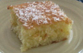 Macedonian Coconut Cake