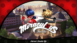 Adrien's Double Life - Title Card