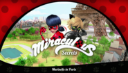 Marinette in Paris - Tilte Card