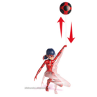 Jump and Fly Ladybug