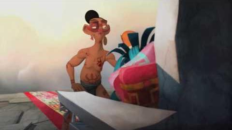 Inka Bola - Animation Short Film 2009 - GOBELINS