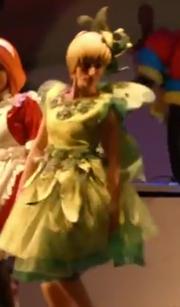 Musical Brazil Rose Fairy