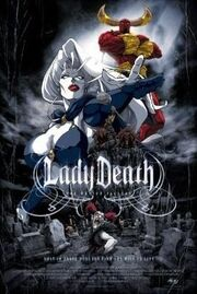 Lady death movie
