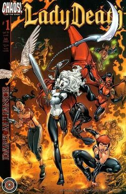 Lady death dark alliance 1