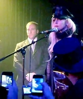 File:Lady Gaga at Josh Wood's 'Get on the Bus for Equality' benefit for the National Equality March (following her SNL appearance) at Santos Party House in NYC 10-03-09 photo.jpg