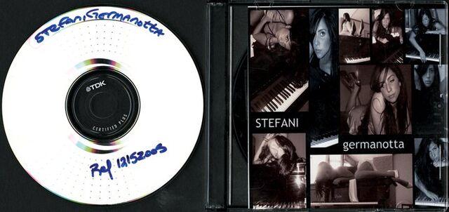 File:Stefani Germanotta (self titled album).jpg