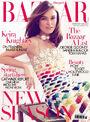 Harper's Bazaar UK February 2014 cover