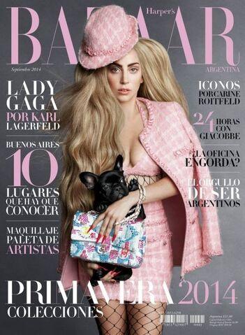 File:Harper's Bazaar Magazine - Argentina (Sep, 2014).JPG