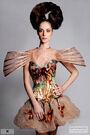 Maya Hansen - Custom corset