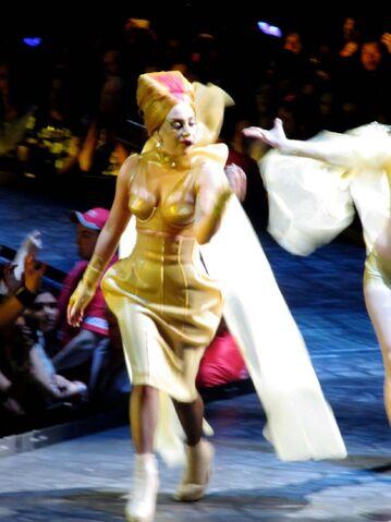 File:The Born This Way Ball Tour Black Jesus Amen Fashion 009.jpg