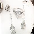 Chopard - Crystal earrings