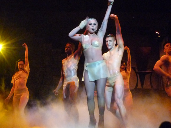 File:The Born This Way Ball Tour Black Jesus Amen Fashion 004.jpg