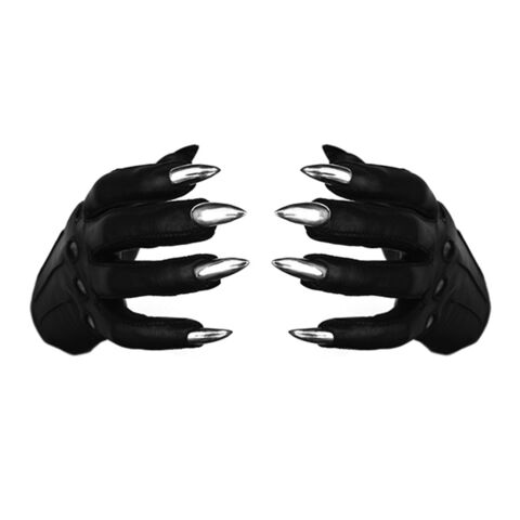 File:Majesty Black - Black Sarah gloves silver.jpg