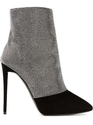 File:Giuseppe Zanotti - Crystal mesh ankle boot.jpeg