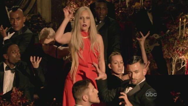 File:A Very Gaga Thanksgiving - ''Bad Romance'' 002.jpg