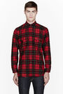 YSL - Plaid shirt